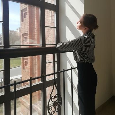 Саша Нагорная