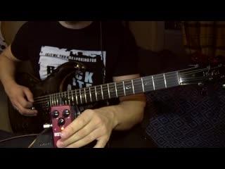 Kokko distortion. самая дешевая гитарная педаль distortion с aliexpress