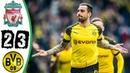 🔥 Ливерпуль - Боруссия Дортмунд 2-3 - Обзор Контрольного Матча 20/07/2019 HD 🔥