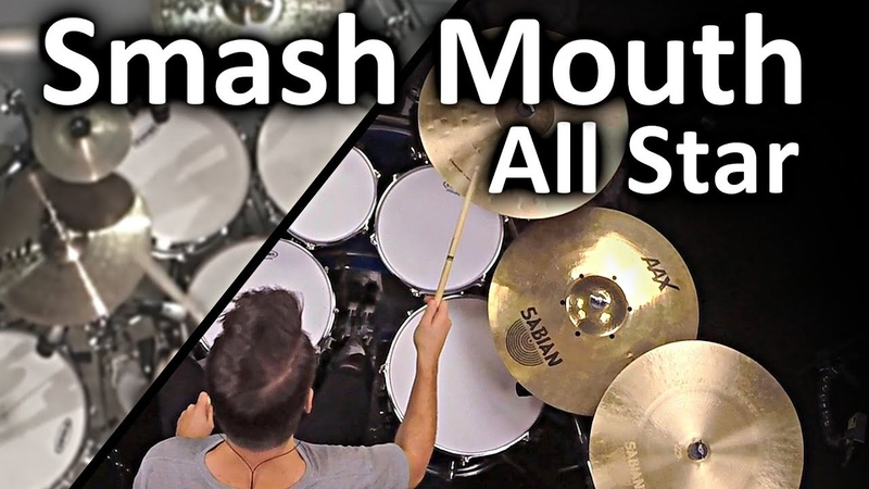 Cobus - Smash Mouth - All Star (Drum Cover 2019)