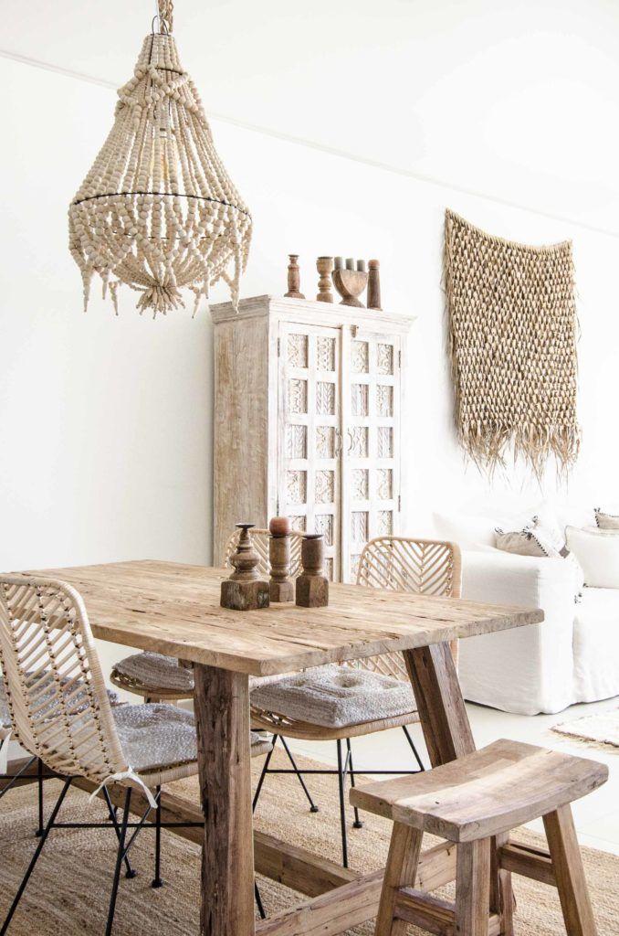 Bohemian Interior With a Scandinavian Twist