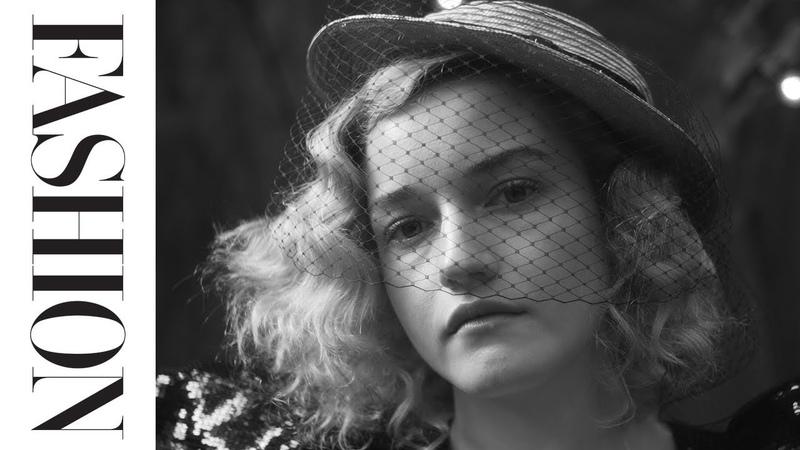 2019 › За кадром › Джулия в фотосессии для журнала «FASHION»
