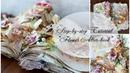 Step-by-step Tutorial Flower art-book / Мастер-класс Арт-бук