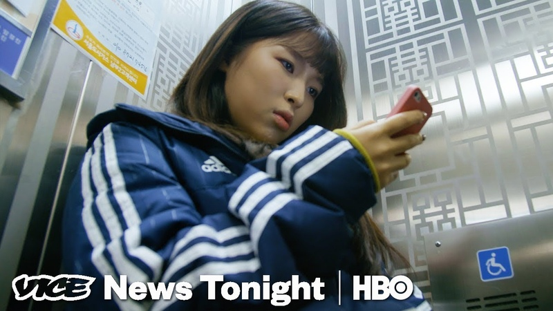 The Social Media Stars Of South Korea Are North Korean Defectors (HBO)