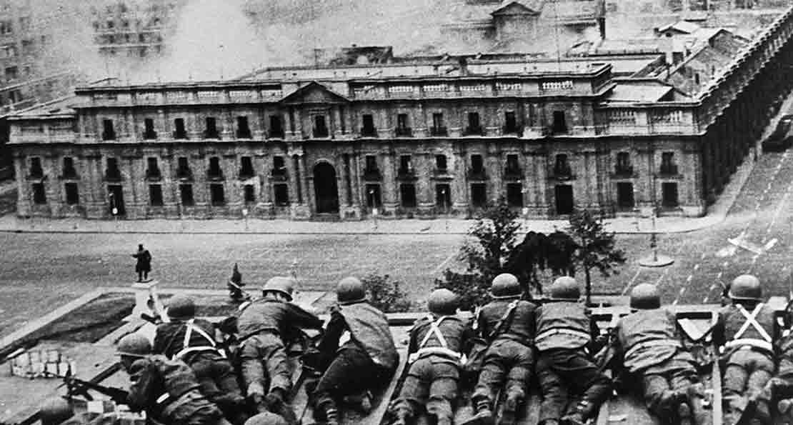 Осада дворца