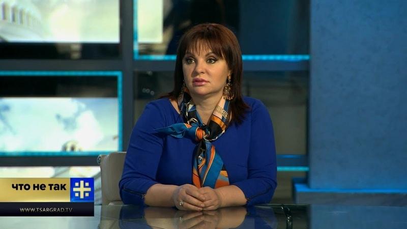 Наталья Толстая Почему матери бросают своих детей умирать Царьград ТВ