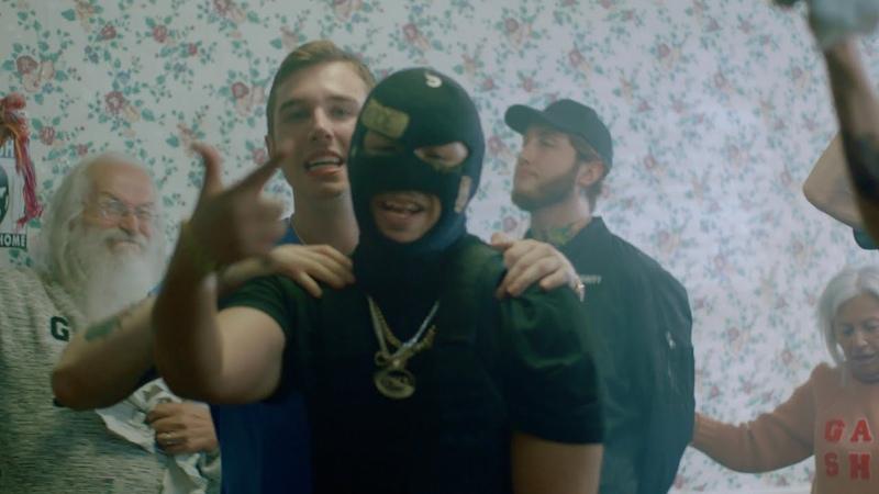 Dotcom Gang Shit ft Lil Toe Official Music Video