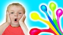 Finger Family song with Colors Nursery Rhymes Kids Songs