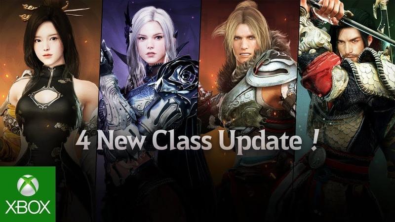 Black Desert 43 Major Content Update New Character Classes - Striker, Musa, Lahn, Dark Knight