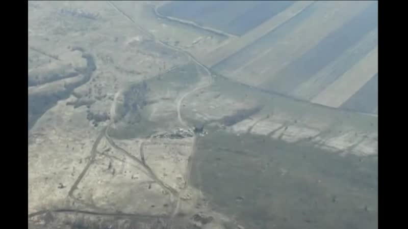 Безвозвратные и санитарные потери противника уточняются, - бойцы ВСУ уничтожили 2 блиндажа и повредили технику российских террор