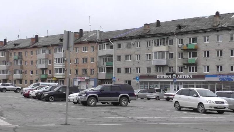 Поездка в город Партизанск .