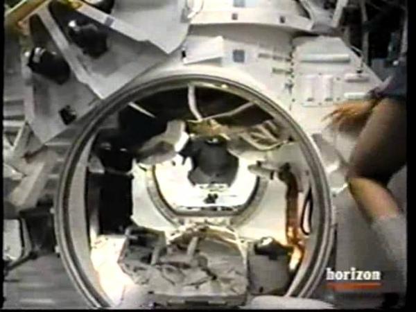 Armenian Astronaut James P. Bagian in Space 1989 1991. Short Interview by Robert Nigoghossian