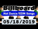 Billboard Top 50 Hot Dance/Electronic/EDM Songs (May 18, 2019)