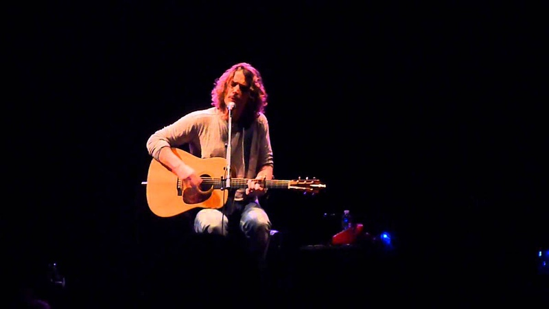 Chris Cornell covering Whitney Houston's I will always love you