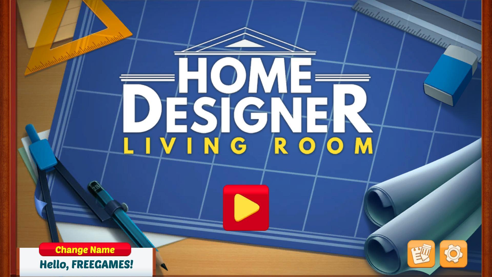 Домашний Дизайнер: Гостиная | Home Designer: Living Room (En)