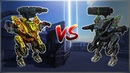 [WR] 🔥 Halo Glory VS Calamity Spark STRIDER - Comparison With Gameplay | War Robots