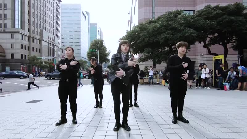 KPOP IN PUBLIC CHALLENGE 190414 Jus2 FOCUS ON ME Dance Cover from Taiwan