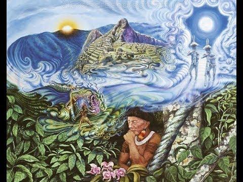 Карлос Кастанеда книга 1 «Учение дона Хуана» Глава 4 (часть 1)