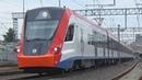 Электропоезд ЭГ2ТВ-006 ИВОЛГА сообщением Москва Белорусская - Усово