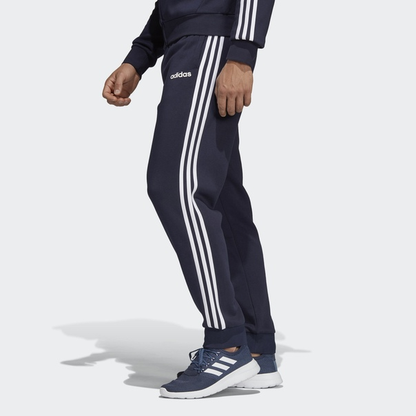 Брюки Essentials 3-Stripes Cuffed