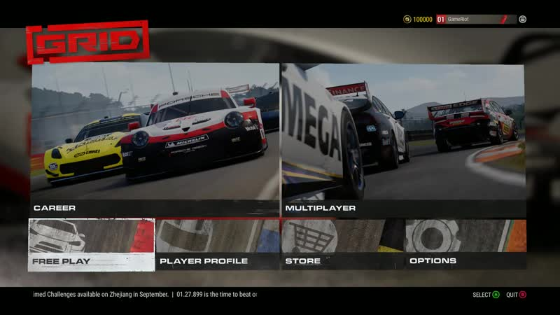 GRID 2019 EXCLUSIVE LIVE Gameplay - MUSCLE CARS ( 720 X 1280 60fps ).mp4