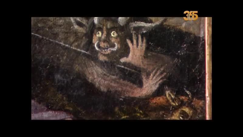 Частная жизнь шедевров Мистическое Рождество Сандро Боттичелли 2006 док сериал искусство BBC