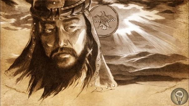 Чингисхан: шаман заставил поменять имя