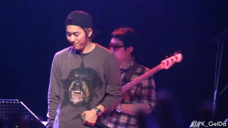 25.01.2013 ZICO feat. Han Hae - Billionaire (live)