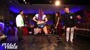 Dancehall Battle 2on2 Semifinal-2 藍妹藍弟 vs 小蘋果宇霖   20160130 Fulla Vibez Party Vol.1