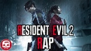 RESIDENT EVIL 2 RAP by JT Music feat Andrea Storm Kaden Far From Alive