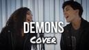 Demons - Imagine Dragons ( Yudchi Taniguti feat. Any Gabrielly Cover) Boyce version