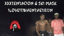 XXXTENTACION Ski Mask The Slump God - ILOVEITWHENTHEYRUN (РУССКИЕ СУБТИТРЫ / ПЕРЕВОД)
