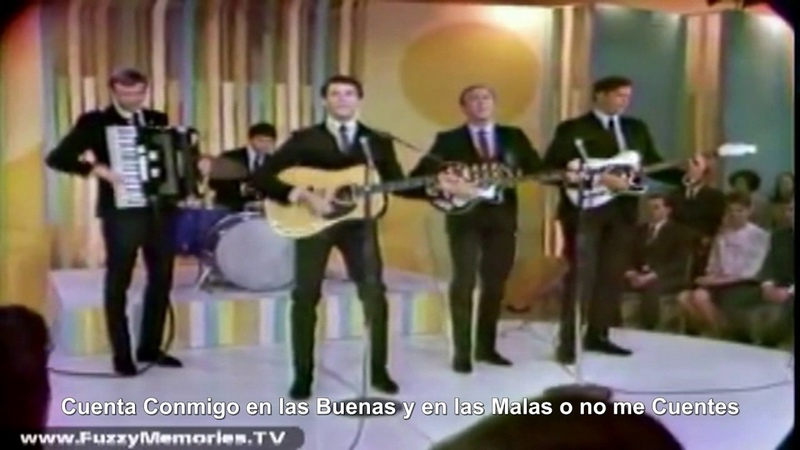Gary Lewis Playboys - Count Me In (Subtitulado)