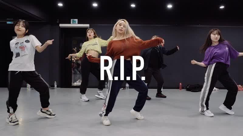 1Million dance studio R I P Sofia Reyes ft Rita Ora Anitta Beginner's Class