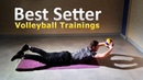Best Setter Volleyball Trainings