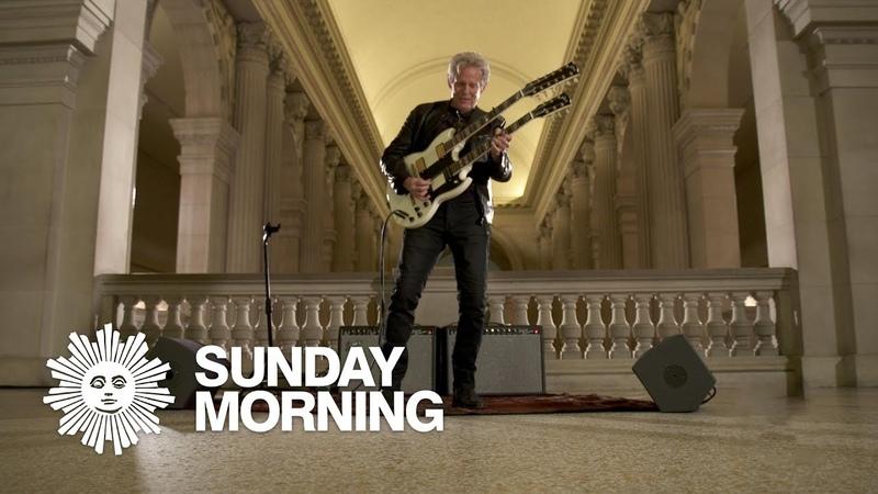 Don Felder plays Hotel California at the Met