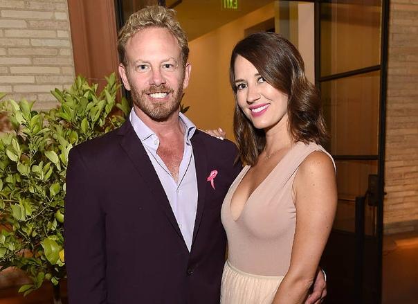 Звезда сериала Беверли-Хиллз 90210 Иан Зиринг разводится после 9 лет брака Если в юности вы сходили по нему с ума, появился шанс сорвать куш - Иан свободен, только теперь он куда старше своего