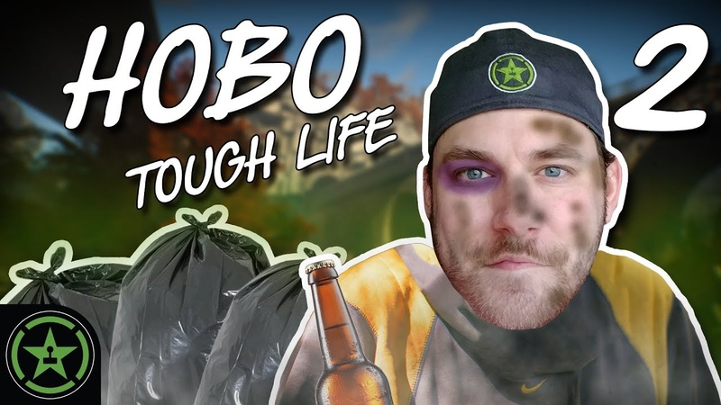 WHERE DID MY CLOTHES GO - Hobo Tough Life (Part 2) | Lets Watch