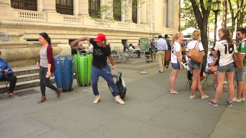 Free Freestyling Throughout NYC