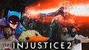 Бой вслепую Injustice 2