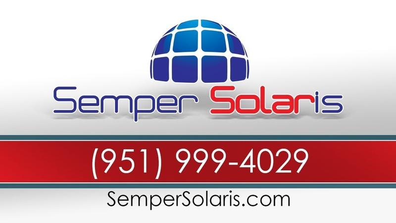 Time Of Use Rates Murrieta | Semper Solaris | (951) 999-4029