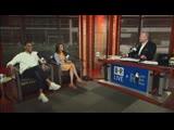 Nina Dobrev Tone Bell on Hockey Dreams Conflicting Fandoms- The Rich Eisen Show - 4-2-19