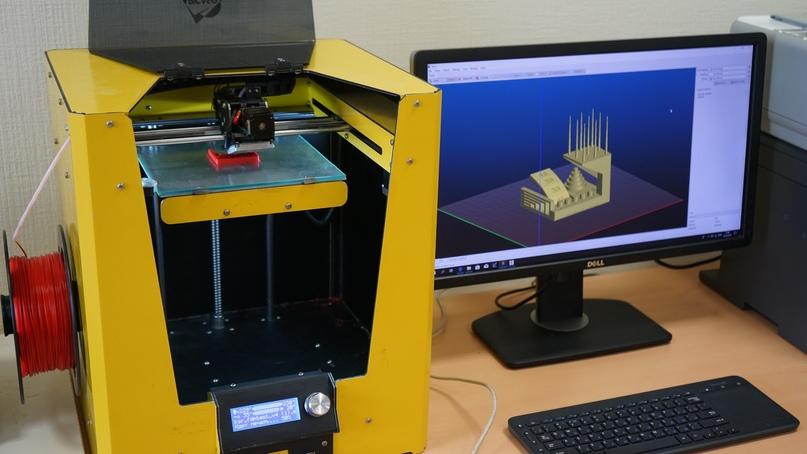 fabinka 3dp 3D печать