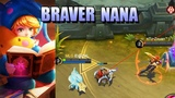 NANA IS NOW BRAVER BECAUSE OF HER NEW PASSIVE SKILL