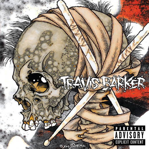 Travis Barker album Give The Drummer Some (Deluxe)