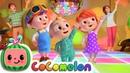 Looby Loo | CoCoMelon Nursery Rhymes Kids Songs