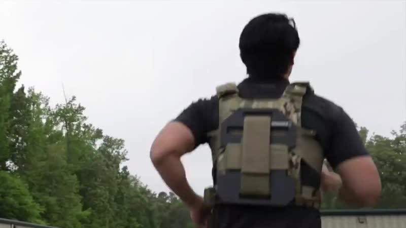 Тренировочный жилет для работы с дополнительным весом - Weight Training Vest, LBT-WTV. www.LBTINC.ru