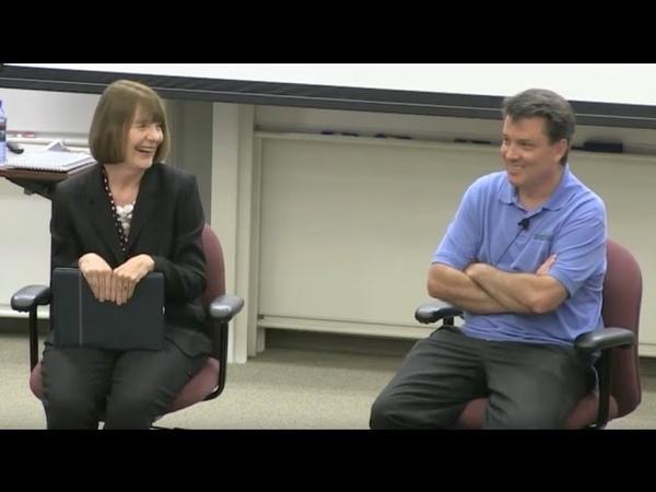 Karen the Supertrader talks with Dan Sheridan