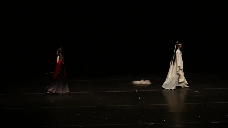 2.18. КОМАНДНОЕ ДЕФИЛЕ № 16 Mo Dao Zu Shi (Wei Wuxian, Lan Wangji) - Kohaku Ruu, Red Cardinal, Москва