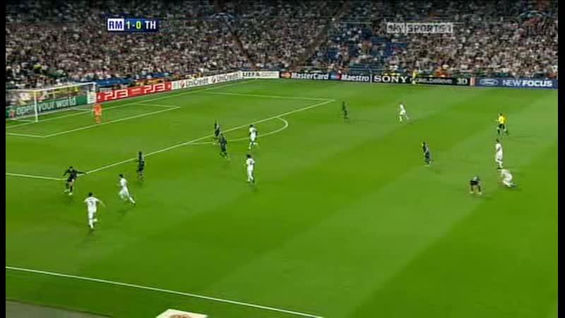 200 CL-20102011 Real Madrid - Tottenham Hotspur 40 (05.04.2011) HL